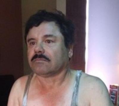 """Autorizan extradición de """"El Chapo"""" a EE.UU."""