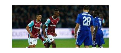 El West Ham anula al Chelsea y avanza en la Copa de la Liga