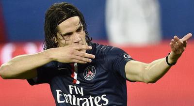 El París Saint-Germain gana al Lille con gol de Cavani