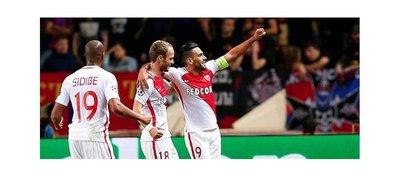 Falcao renace ante el CSKA y consolida al Mónaco