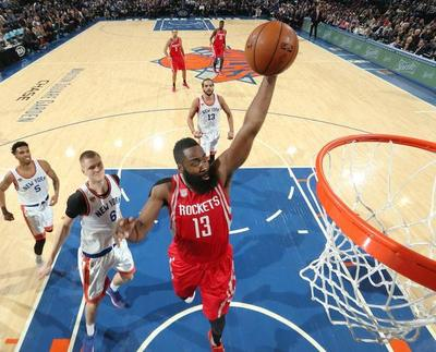 DeRozan, Brook Lopez y Harden brillan en la NBA