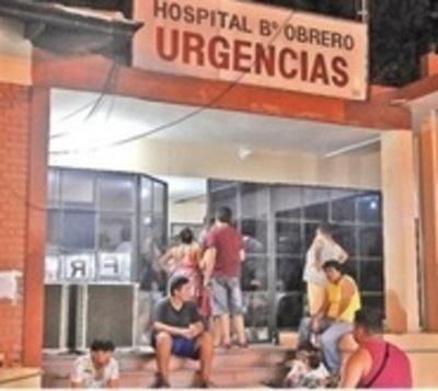 Responsables del hospital Barrio Obrero se preparan para la huelga