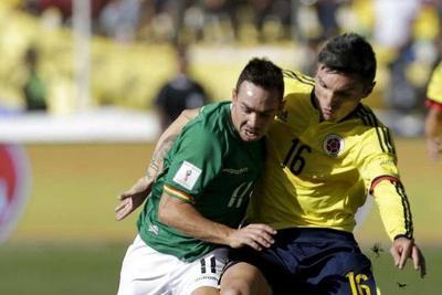 Lizio, jugó por Bolivia sin el tiempo requerido por FIFA