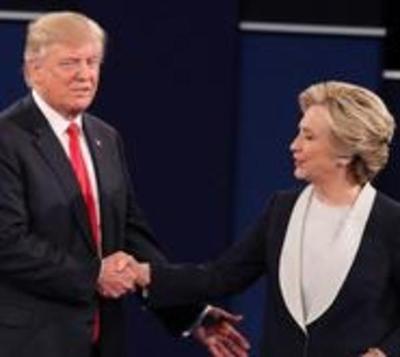 Hollywood y el pop están con Clinton y el deporte apoya a Trump