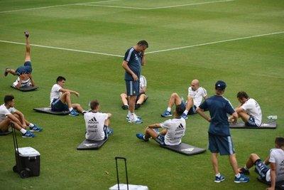 Argentina y Brasil comienzan preparación