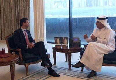 Ministro de Hacienda participará del foro de negocios en Emiratos Árabes
