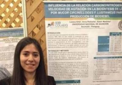 Jóvenes ingenieras químicas destacan en congreso latinoamericano