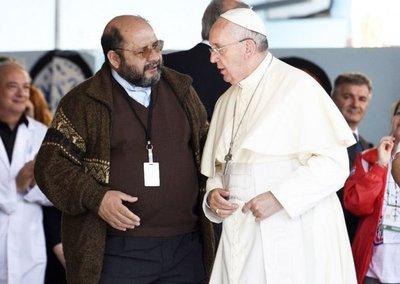 Párroco de Bañado es provincial de jesuitas