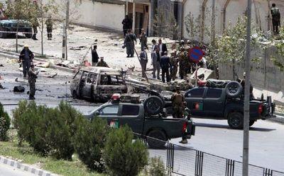 Paraguay repudia ataque talibán en consulado alemán en Afganistán