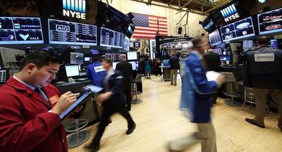 Dow Jones anota su mejor semana en cinco años