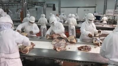 Caen precios internacionales de la carne