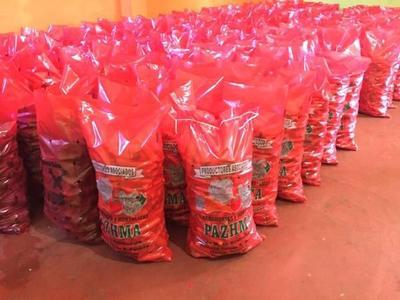 Inauguran fábrica procesadora de zanahorias en Itapúa