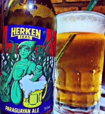 Emprendedores fabrican cerveza de mandioca y Cedrón Paraguay