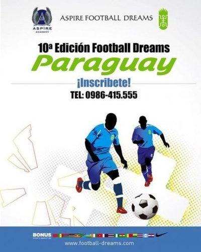 Décima edición de Football Dreams
