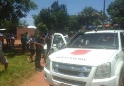 """Mujer policía comanda operativo de aprehensión de """"autochorros"""""""