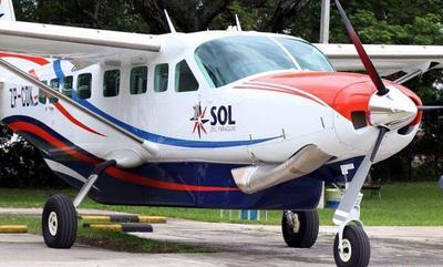 Sol del Paraguay ya transportó a más de 6 mil pasajeros