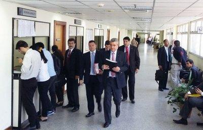Disidencia colorada acciona ante la Corte contra el mandato imperativo