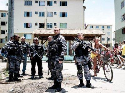 Lucha en favelas de Río deja 15 muertos