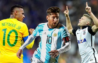 Goles de Marlone, Messi y Neymar están nominados al premio Puskas