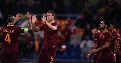 Roma con Iturbe clasifica a octavos en Europa League