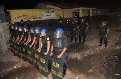 Policías bajo sumario por muerte de detenido