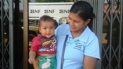 Familias de Tekoporã recibirán transferencias vía cajero móvil desde el lunes