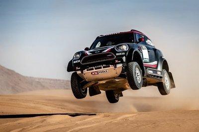 Rally Dakar 2017: X-Raid alineará 8 Minis