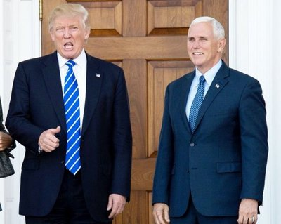 Donald Trump aún busca a su jefe de diplomacia