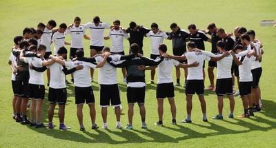 Solidaridad plena del fútbol paraguayo