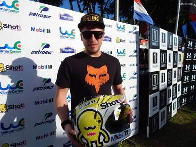 "Nelson a""jugarse la vida"" en Dakar 2017"