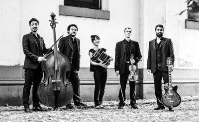 Quinteto Cinco Esquinas tocará en Hotel Granados