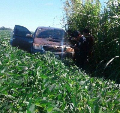 Asaltan y asesinan a un brasileño en Minga Porã