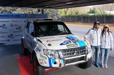 Dakar 2017 tendrá presencia femenina en la competición