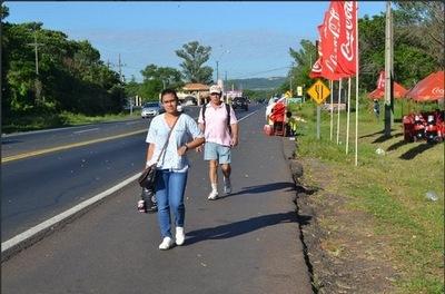 Recomendaciones del Ministerio de Salud para peregrinantes a Caacupé