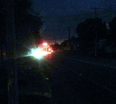 Vecinos de Luque están hartos de cortes de luz