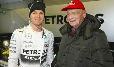 """Rosberg: """"Luchar 2 años con Lewis y perder fue asqueroso"""""""