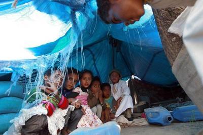 En Yemen niño muere cada diez minutos a malnutrición