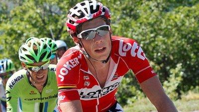 El ciclista Stig Broeckx sale del coma seis meses después del accidente