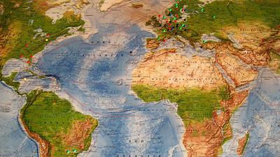 ¿Cuáles son los destinos más peligrosos para viajar en 2017?
