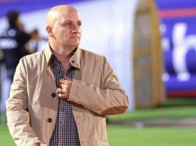 Pablo Repetto candidato uno a dirigir Olimpia