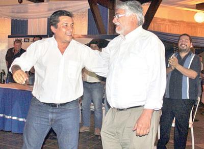 Lugo habla de alianza con  PLRA de la mano de Llano