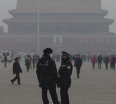 China: Contaminación obliga a cerrar aeropuerto y autopistas