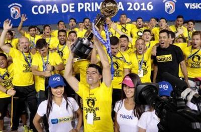La fiesta de Guaraní no fue completa