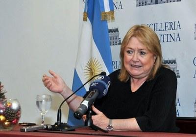 """Argentina pide a UE que """"no pierda el tren"""" de las negociaciones con Mercosur"""
