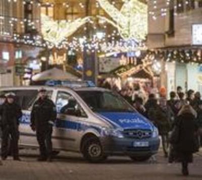 Alemania, en alerta tras atentado reivindicado por el Estado Islámico