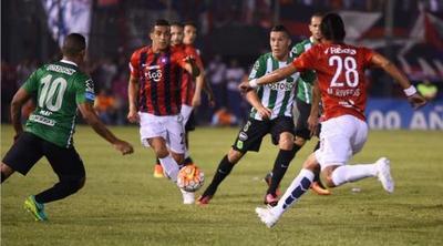 Cerro viajó a Colombia ilusionado por continuar en la Sudamericana