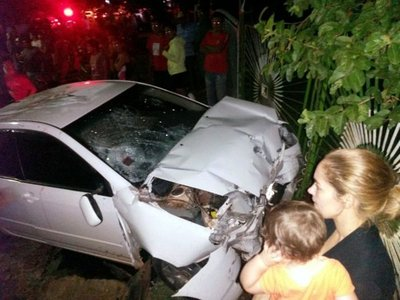 Accidente en Caaguazú dejó una víctima fatal