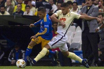 América rescata empate con gol de Bruno