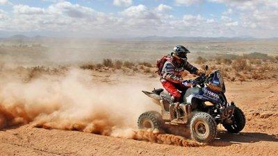 El Dakar por Tv