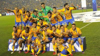 Tigres logra el título en penales